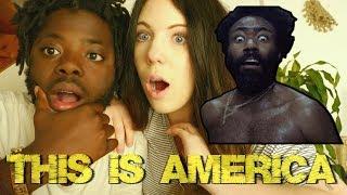 Childish gambino - This is America [ FRENCH REACTION]