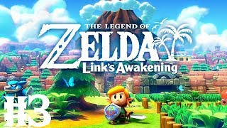 PIERWSZY BOSS! - The Legend of Zelda: Link's Awakening #3