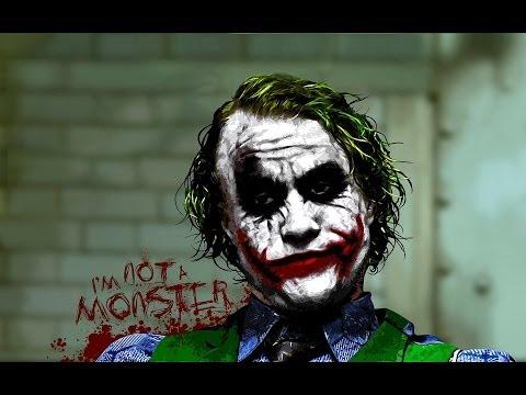Joker Tribute  Agent of Chaos   1080p