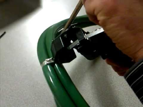 Stainless Steel Cable Tie Tool Youtube