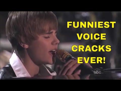15 Funniest VOICE CRACKS Ever!
