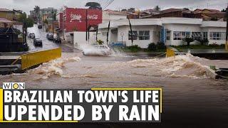 Brazil's fight against COVID-19 hampered by heavy rainfall | Coronavirus update |Latest English News