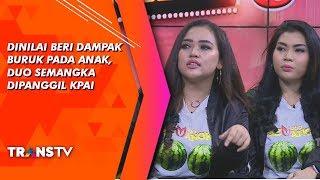 RUMPI - Dinilai Beri Dampak Buruk Pada Anak, Duo Semangka Dipanggil KPAI (21/8/19) Part 3