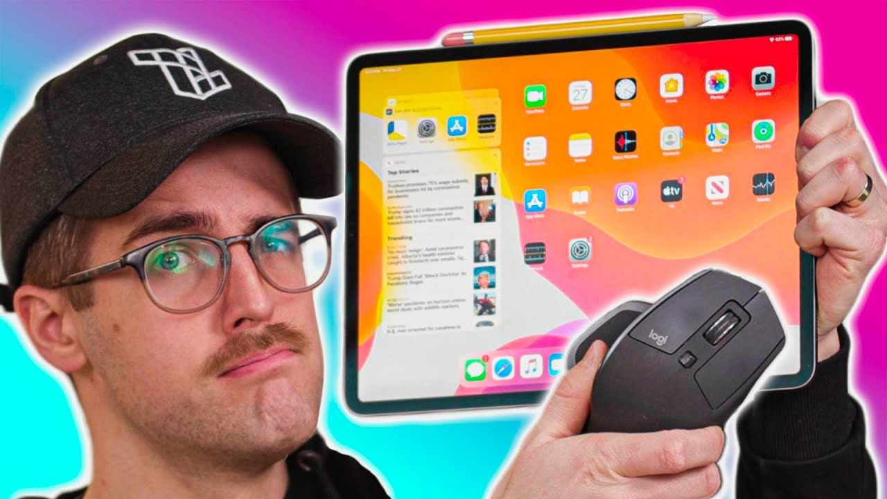 Will this REPLACE your PC??? - Apple iPad Pro 2020 - YouTube