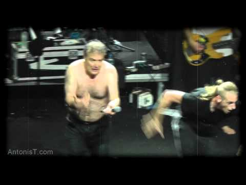 JELLO BIAFRA & G.S.M. - Holiday in Cambodia - live @ Athens 2012