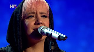 "Nina: ""Što te nema"" - The Voice of Croatia - Season1 - Live3"