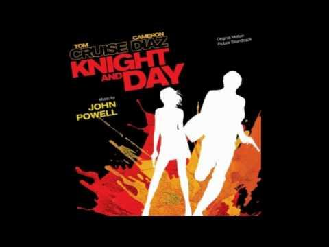 Knight and Day soundtrack - 16. Bull Run