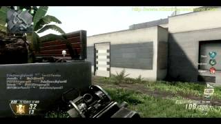 Call of Duty Black Ops 2 TEAM DEATHMATCH RAID BO2 Multiplayer gameplay Inspired by theRadBrad