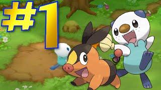 Pokémon Mystery Dungeon: Gates to Infinity - Episode 1
