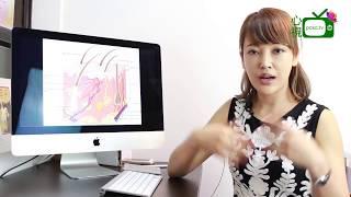 【心視台】香港林薇醫生講解為甚麼人類總會出汗及出現氣味
