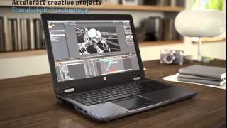 hp zbook 15 mobile workstation introduction