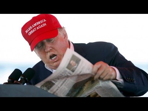 Part 1: Trump Presidency Could End Press Freedom, Say Reporters Threatened for Reporting on Taxes