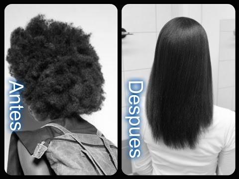 Aliser y como alisar el pelo doovi - Alisado keratina en casa mercadona ...