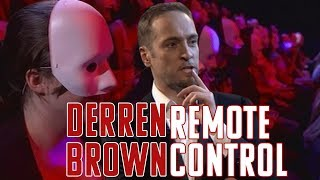 Derren Brown: Remote Control | Derren Brown