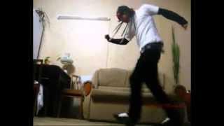 ₪ Учимся танцевать  Drum & Bass.flv