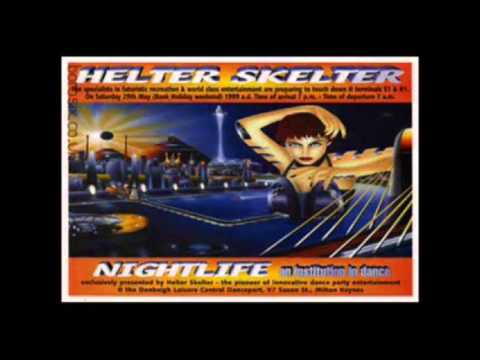 DJ ZINC Helter Skelter Nightlife 1999 side A and B