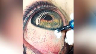 Tattooing an Eye