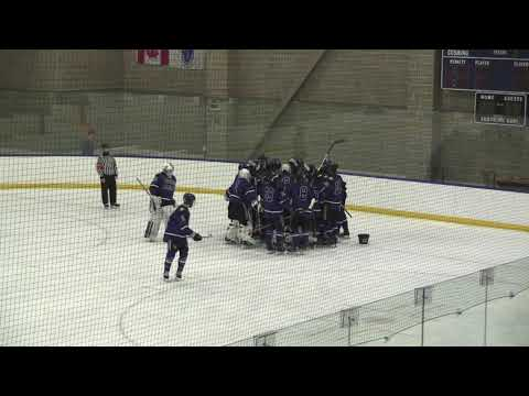 Cushing Academy - Varsity Boys Ice Hockey vs. Northfield Mount Hermon School