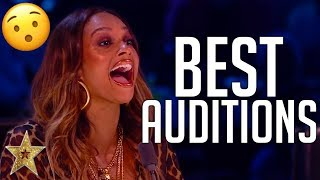 TOP 10 Auditions On Britain's Got Talent: The Champions 2019! | PART 1 | Got Talent Global