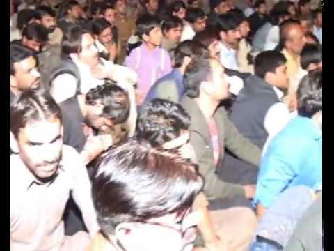 Allama Mohammad Abbas Rizvi  Majlis 3 jamadi 2017 Fasilabad