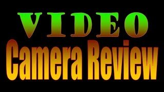 Video Camera Review. Nikon, Kodak, ActionCamNX by PED Products.