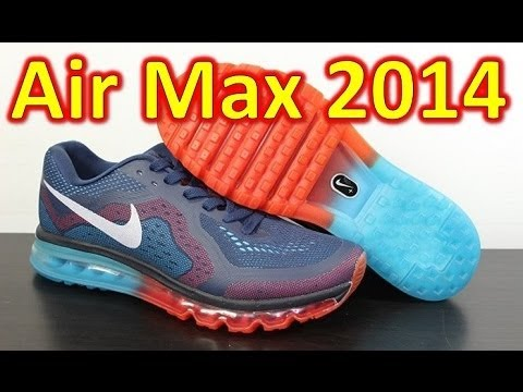 nike air max 2014 running shoes review