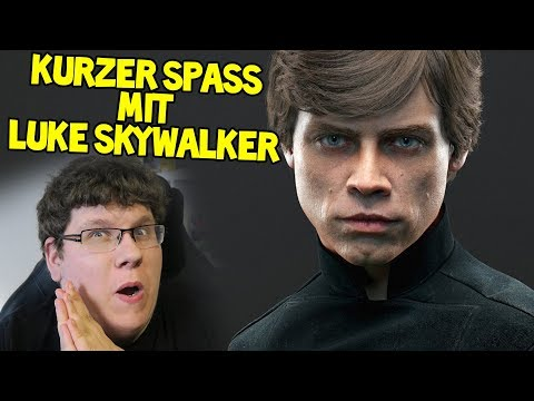 Spaß mit Luke Skywalker! + Lootboxen! | Star Wars Battlefront 2 Multiplayer Gameplay (Xbox One X)