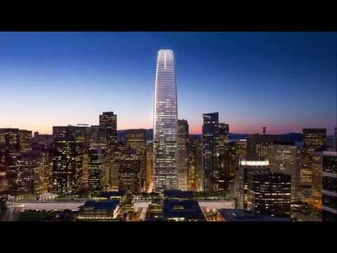 San Francisco Towers: Cultural, Commercial, and Financial center of California - San Francisco Tower