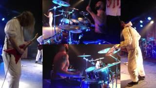 GNIDA@Devastated-Lucass-Live In Poland 2016 (Drum Cam)