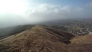 Little Mountain Aerial, San Bernardino, Ca USA