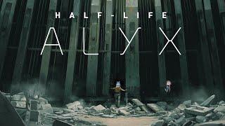 みんな!!やばいVRゲームがでたぞ!!!!【Half-Life: Alyx】