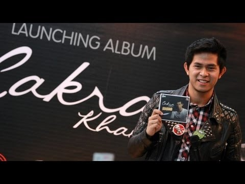 Cakra Khan - Tak Bisa Lepas (Lyrics Video HD)