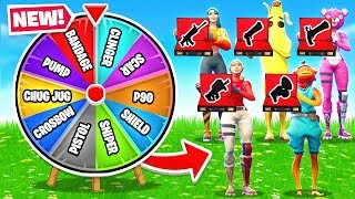 SPIN the WHEEL Deal or NO DEAL *NEW* Game Mode in Fortnite Battle Royale
