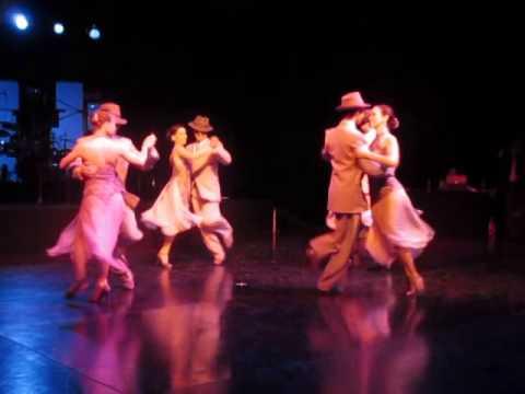 Corporation Tango ensemble, TV Publica Dec 2014