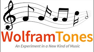 Wolfram Tones - Music Examples & Review: Procedural Generator has variety