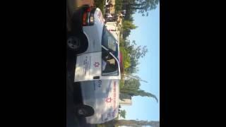 انفجار حافلة في القدس