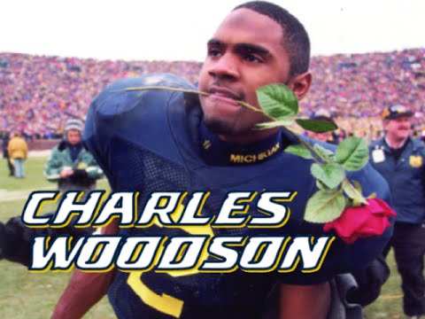 Charles Woodson vs Ohio State 1997