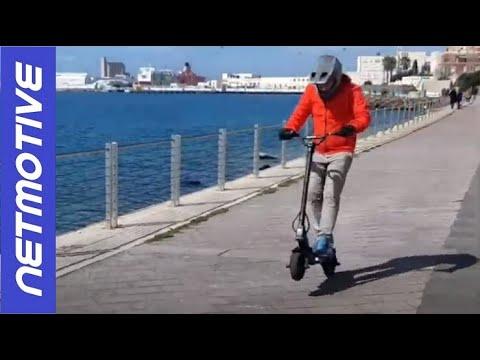 Monopattino - DUALTRON MINI - IL MIGLIOR  500 WATT  del 2020 - ITA Recensione escooter elettrico