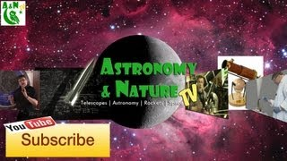 Astronomy and Nature TV - Subscribe Trailer