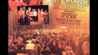 Fabrizio De André & PFM - Amico Fragile