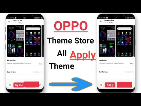 OPPO Theme Store All Paid Theme Free Apply Life Time & Trick Only 1 Min
