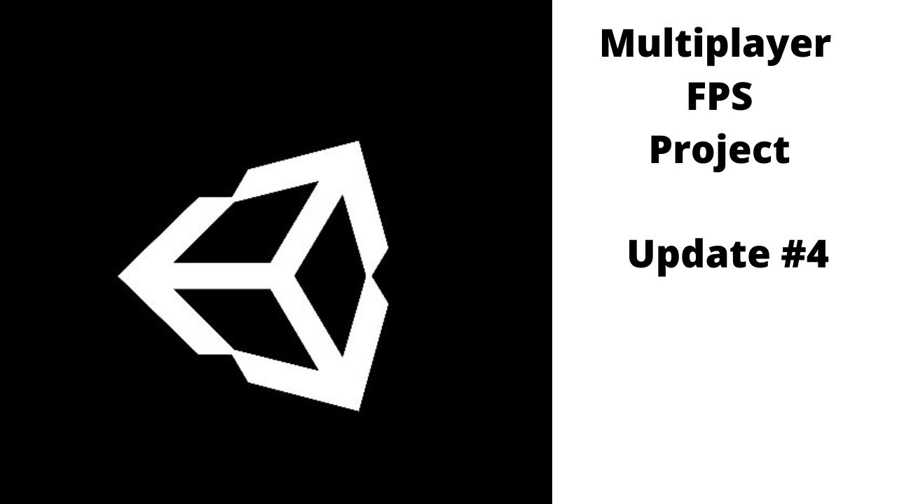 Unity3D - Multiplayer FPS Update #4