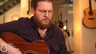 Andrew White Freja 100J All-Jatoba Acoustic Guitar Played By Ben Smith (Part Two)
