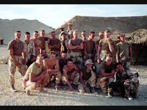 U.S. Marine Corps. Birthday- Brothers 3 Raw Recording - Everything Changes by Staind