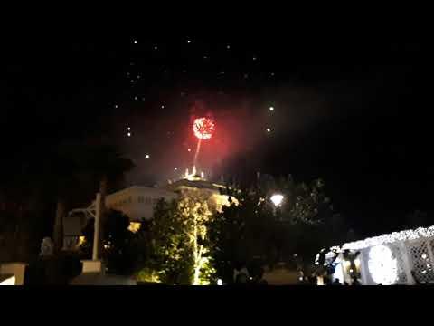 Bollywood parks dubai new year 2019 celebrations