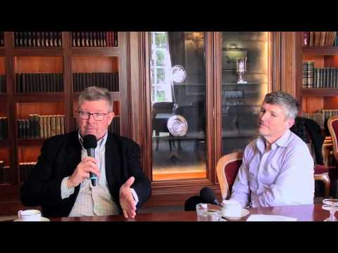 Ross Brawn And Nick Fry: Royal Automobile Club Talk Show In Association With Motor Sport