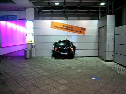 Sixt Car Rental Ad in Munich Airport