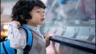 baskin robbins commercial in korea (cute boy)