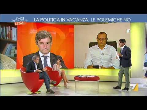 Alemanno, Ex Sindaco Di Roma: 'Quando Napolitano Costrinse Berlusconi Alla Missione Contro Gheddafi'