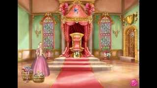 Принцесса и нищенка Барби - Прохождение уровня Деревенский концерт